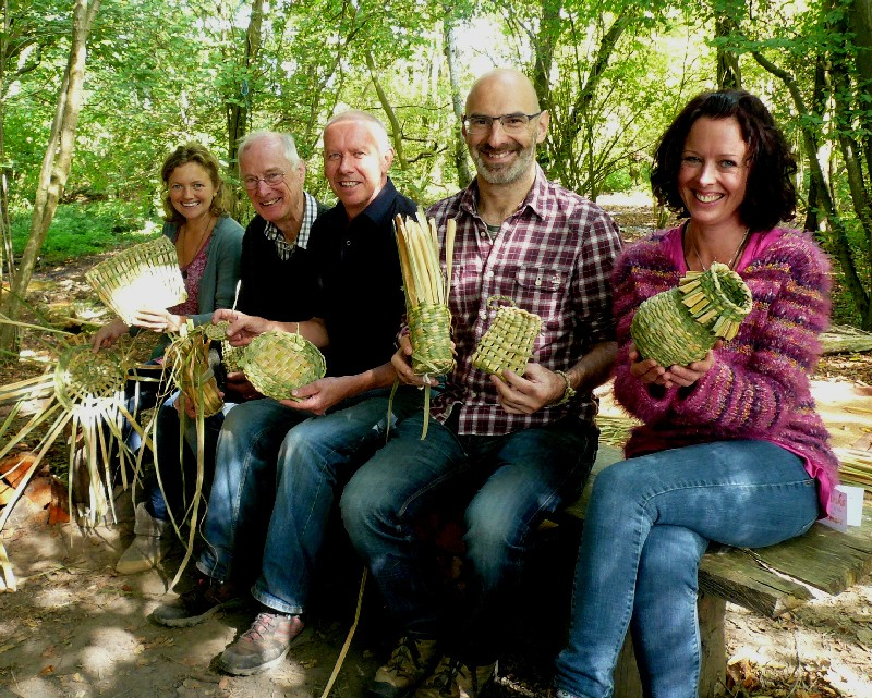 reed mace basketry course