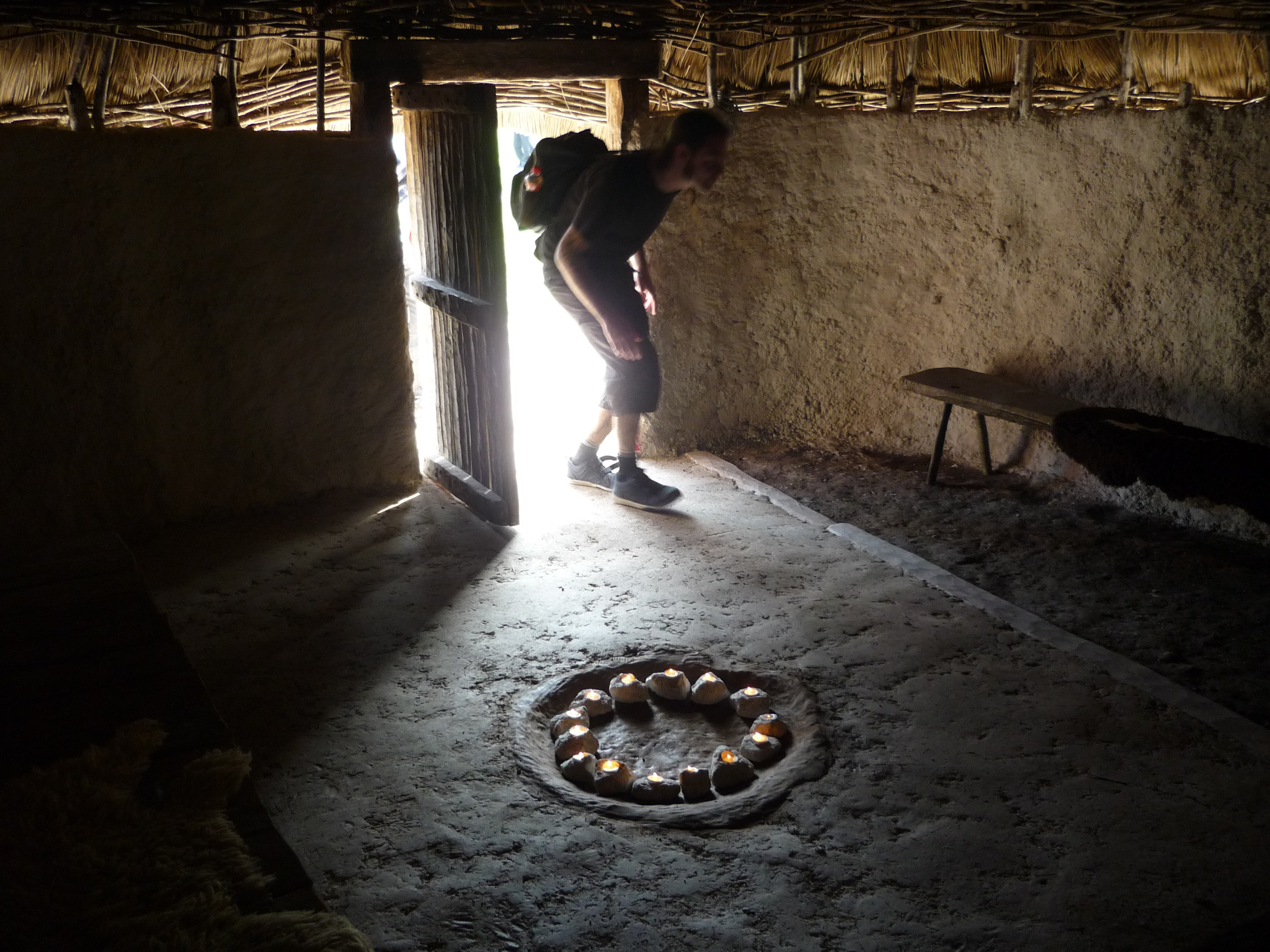 prehistoric dwelling