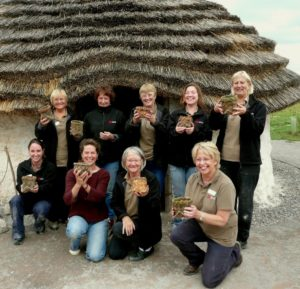 neolithic basket making workshop stonehenge