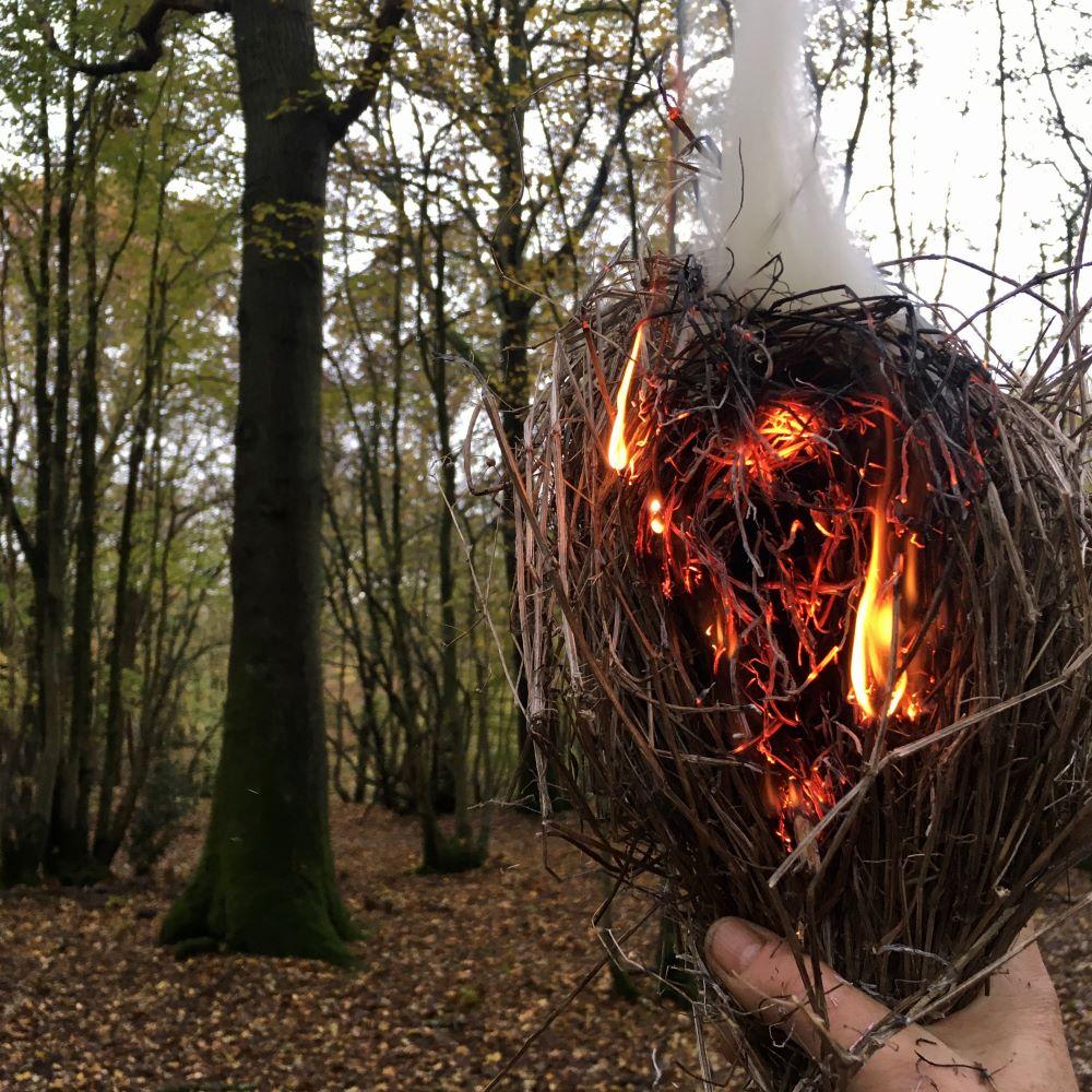 fire making workshop sussex