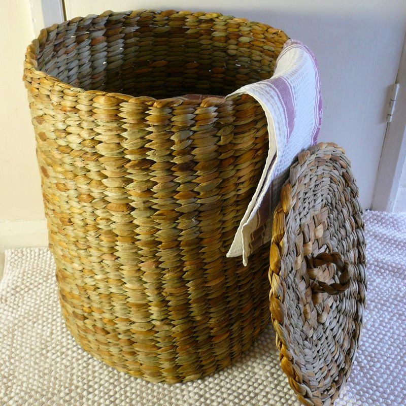 rush laundry basket